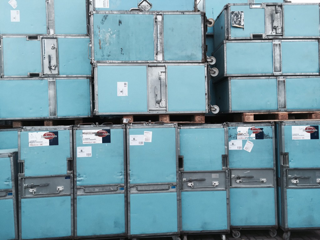 Thermo container gebraucht